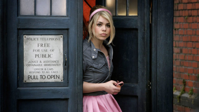 Doctor Who – 'The Idiot's Lantern' (Photo: BBC)