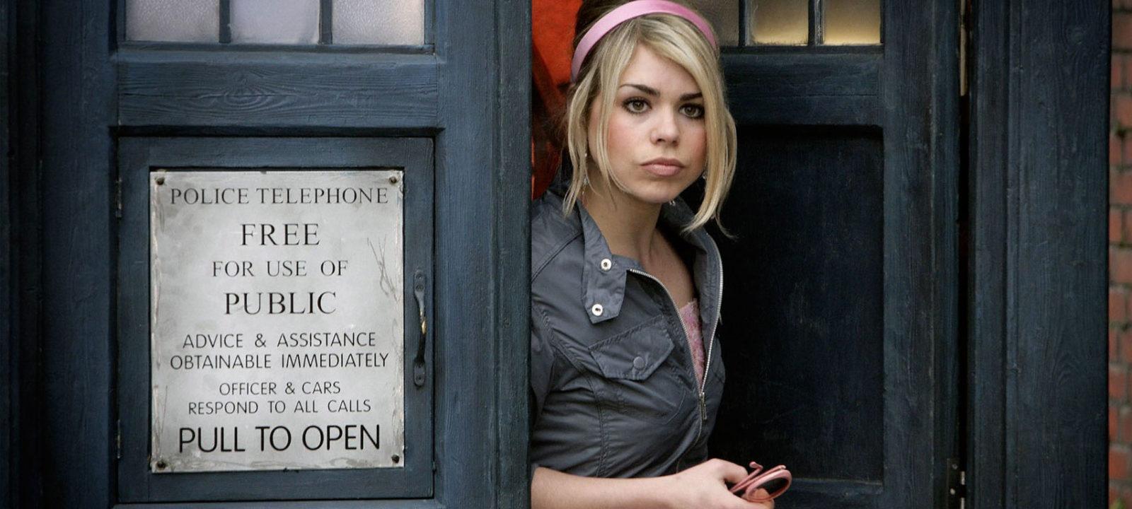 Doctor Who – 'The Idiot's Lantern' (Photo: BBC)