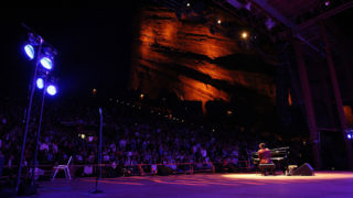 John Legend at Red Rocks (Photo: Jason Bahr/Getty Images)