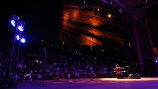 John Legend at Red Rocks (Photo: Jason Bahr/Getty Images)