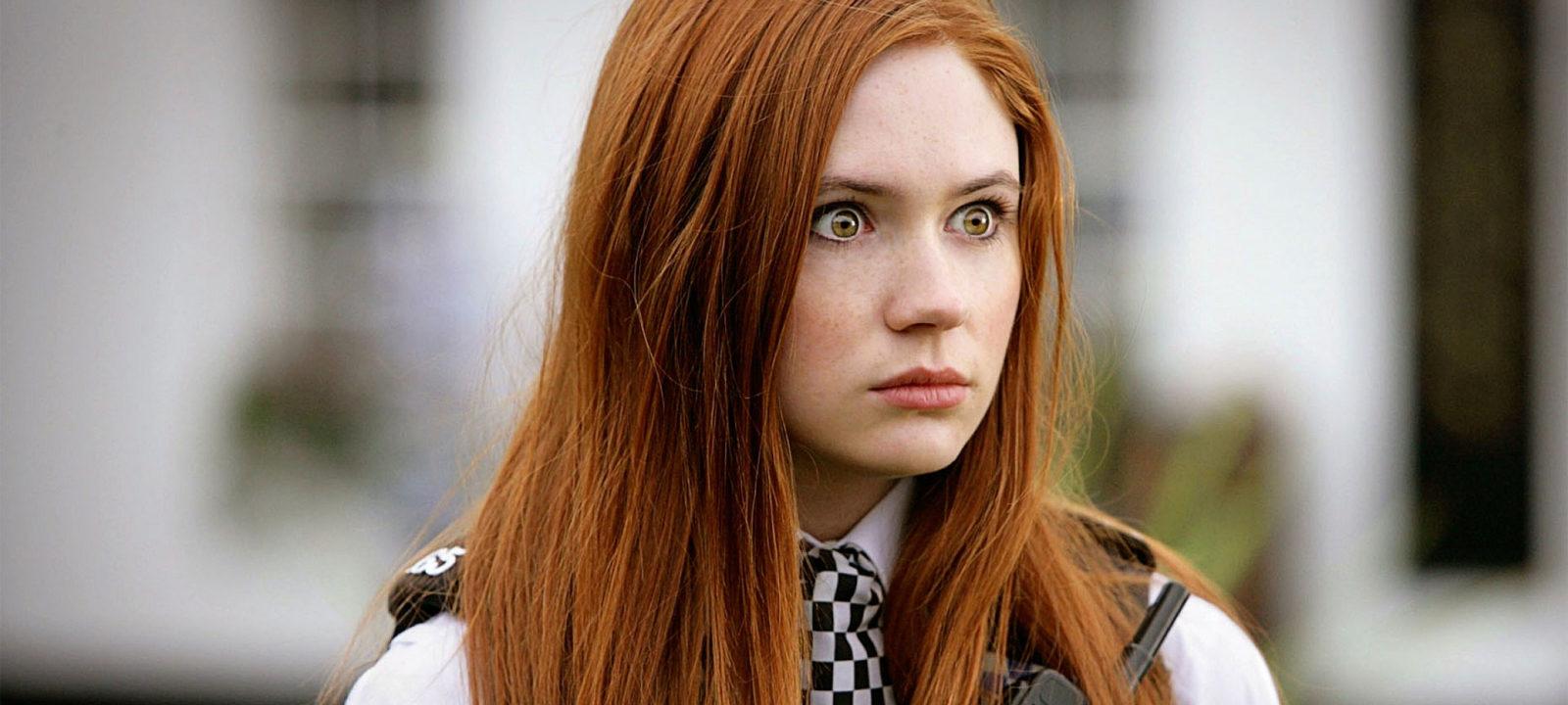 Karen Gillan as Amy Pond (Photo: BBC)