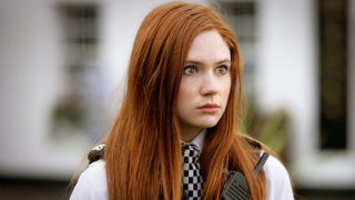 Karen Gillan as Amy Pond (Photo: BBC)