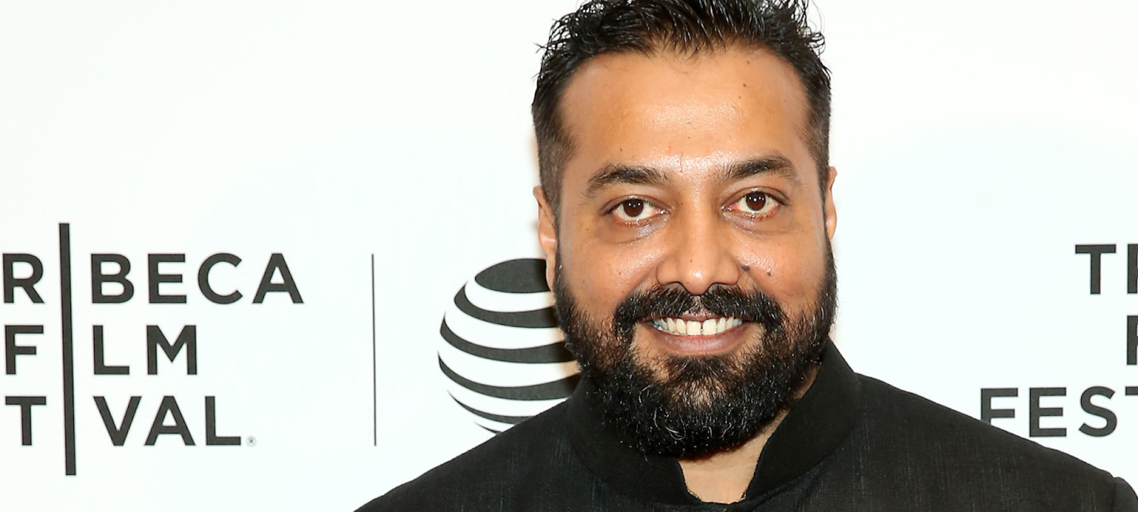 """Anurag Kashyap at """"Madly"""" Premiere – 2016 Tribeca Film Festival at Chelsea Bow Tie Cinemas on April 14, 2016 in New York City."""