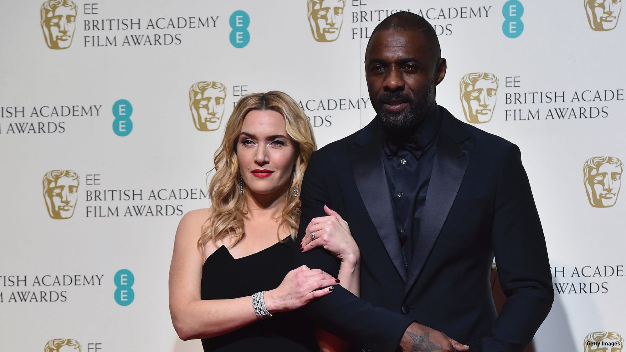Resultado de imagem para Kate Winslet e Idris Elba