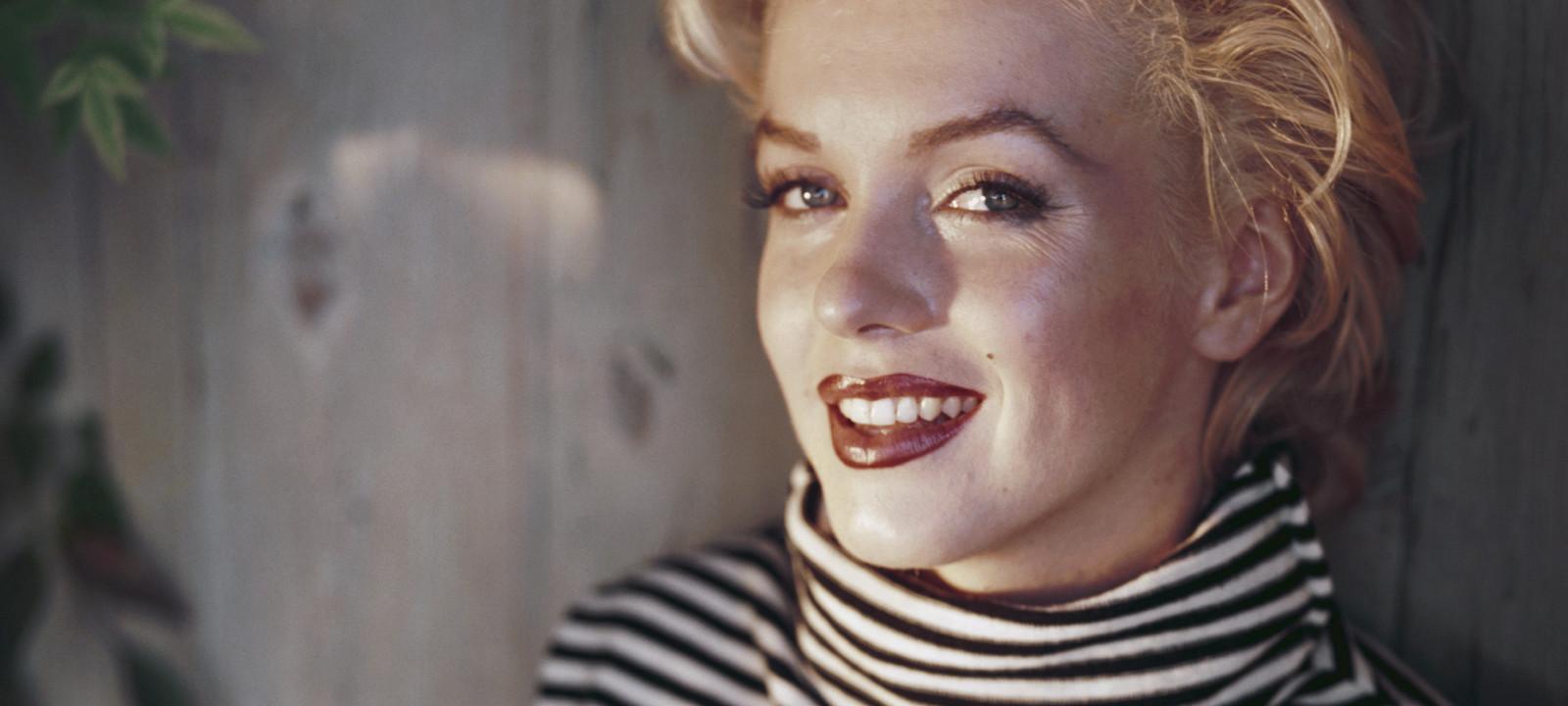 American actress Marilyn Monroe (Norma Jean Mortenson or Norma Jean Baker, 1926 – 1962).