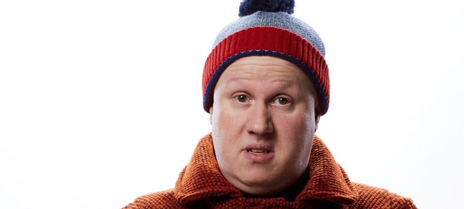 Matt Lucas as Nardole in 'Doctor Who'