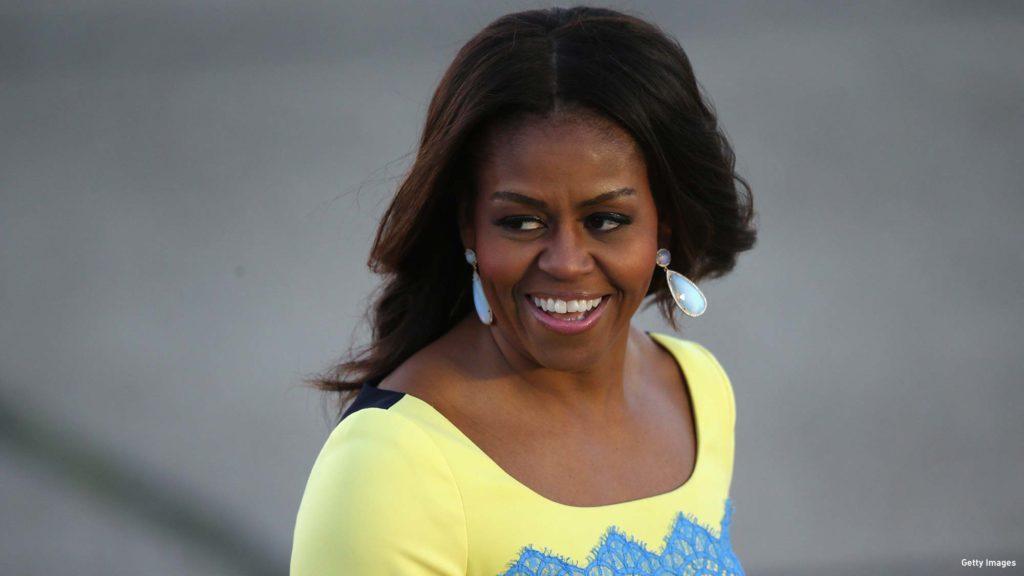 @MichelleObama