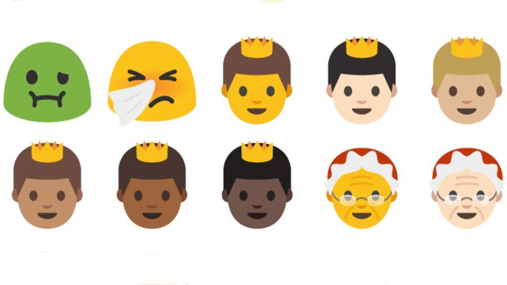 Emojis, Class of 2016