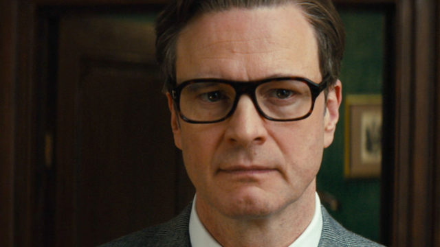 Colin Firth in 'Kingsman: The Secret Service'