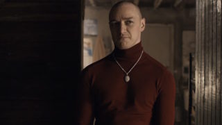 James McAvoy in 'Split'