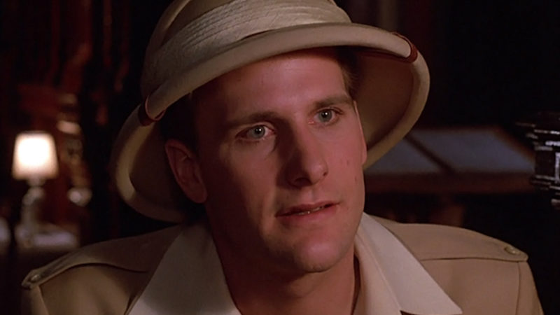 Jeff Daniels in 'The Purple Rose of Cairo'