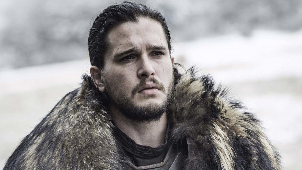 Jon Snow's rubber sword