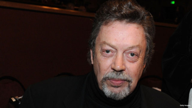 Tim Curry attends The Rocky Horror Picture Show 35th anniversary to benefit The Painted Turtle at The Wiltern on October 28, 2010 in Los Angeles, California.