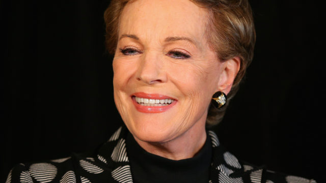 """An Evening With Julie Andrews"" Media Call"