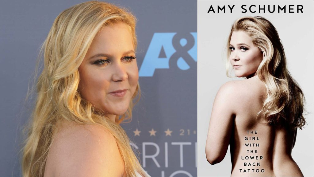 Amy Schumer: The Girl with the Lower Back Tattoo