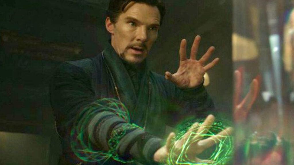 Benedict Cumberbatch is Doctor Strange. (Image: Marvel Entertainment / YouTube)