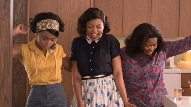 Janelle Monáe, Taraji P. Henson, and Octavia Spencer in 'Hidden Figures'