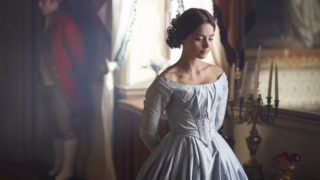 Jenna Coleman as Victoria in 'Victoria' TV show
