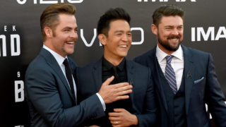 "Premiere Of Paramount Pictures' ""Star Trek Beyond"" – Arrivals"