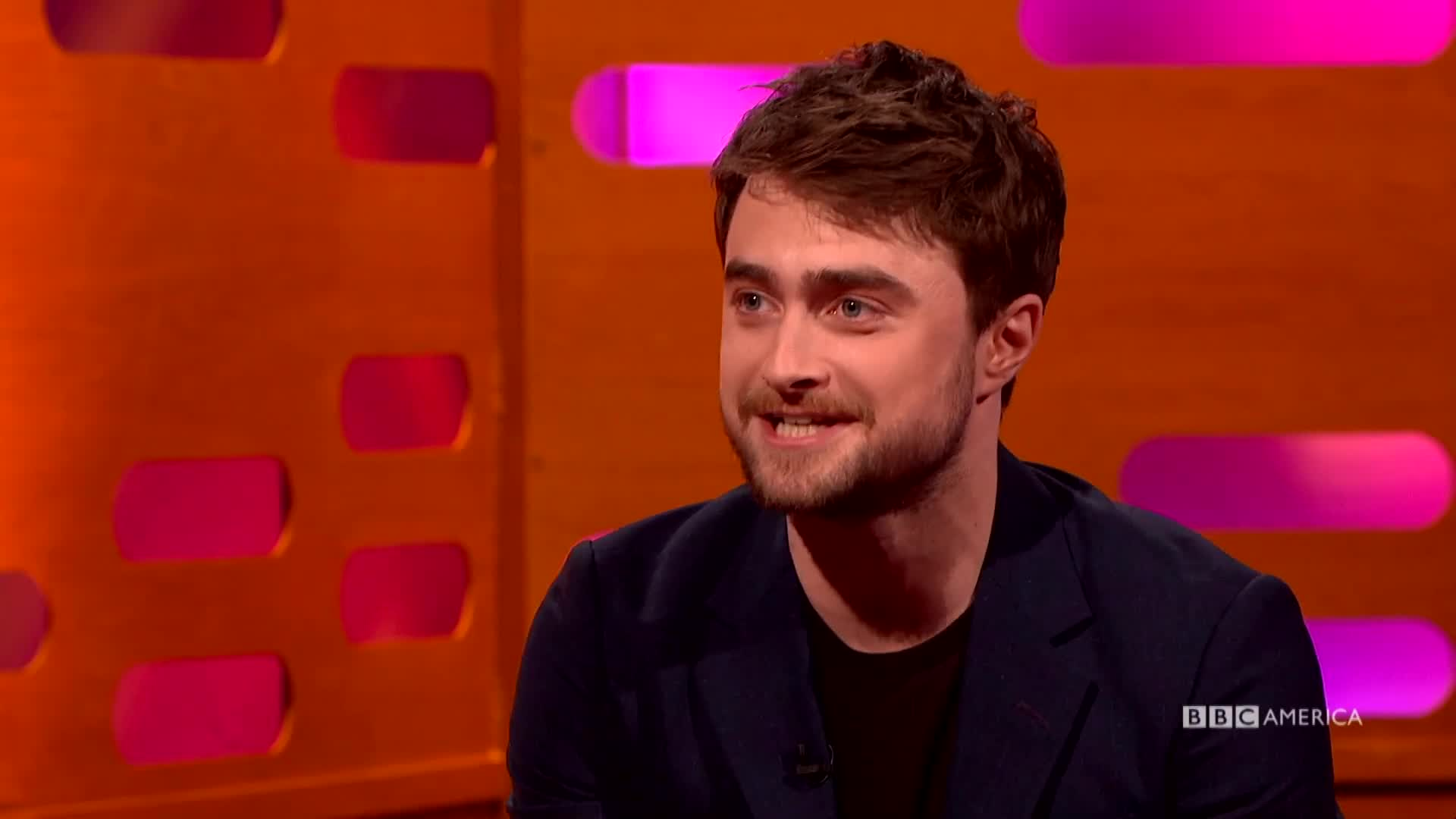 Donald Trump's Advice for Daniel Radcliffe | The Graham Norton Show ...