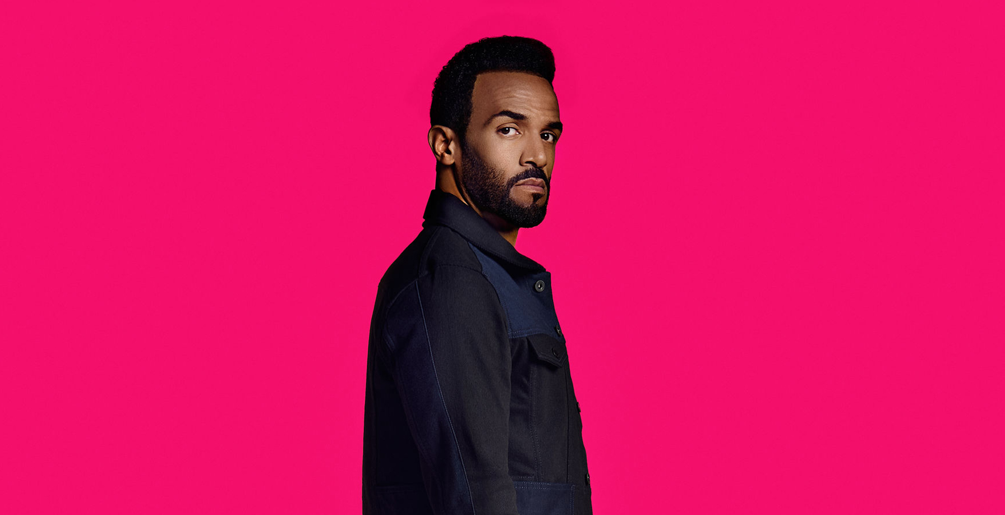 "Craig David: ""Follow My Intuition"""