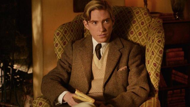 Domhnall Gleeson as A.A. Milne