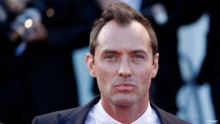 Actor Jude Law attends the premiere of 'The Young Pope' during the 73rd Venice Film Festival at Palazzo del Casino on September 3, 2016 in Venice, Italy.