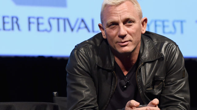 The New Yorker Festival 2016 – Daniel Craig Talks With Nicholas Schmidle