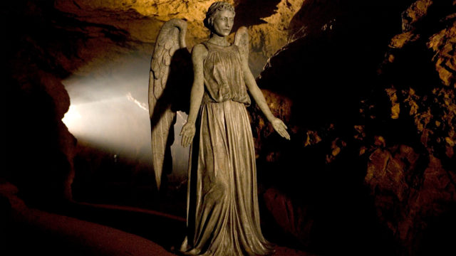 'The Time of Angels' (Photo: BBC)