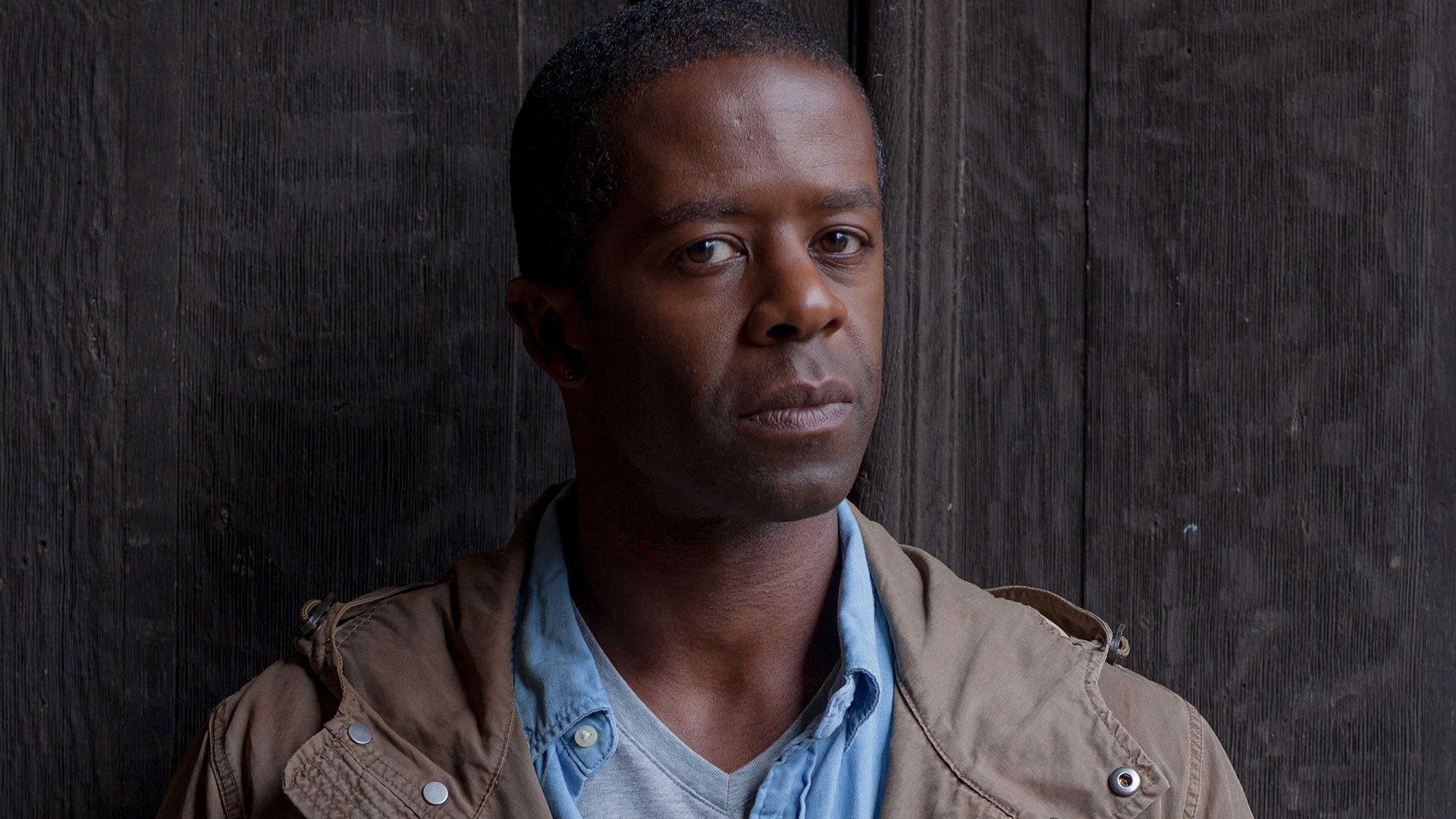 Adrian Lester And Wife