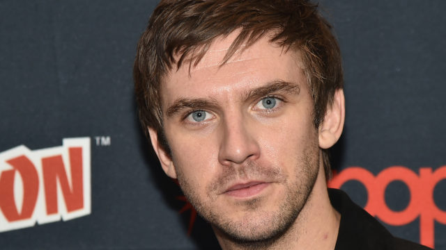 "Dan Stevens  attends the FX Network's ""Legion"" Press Room during 2016 New York Comic Con at The Javits Center on October 9, 2016 in New York City."