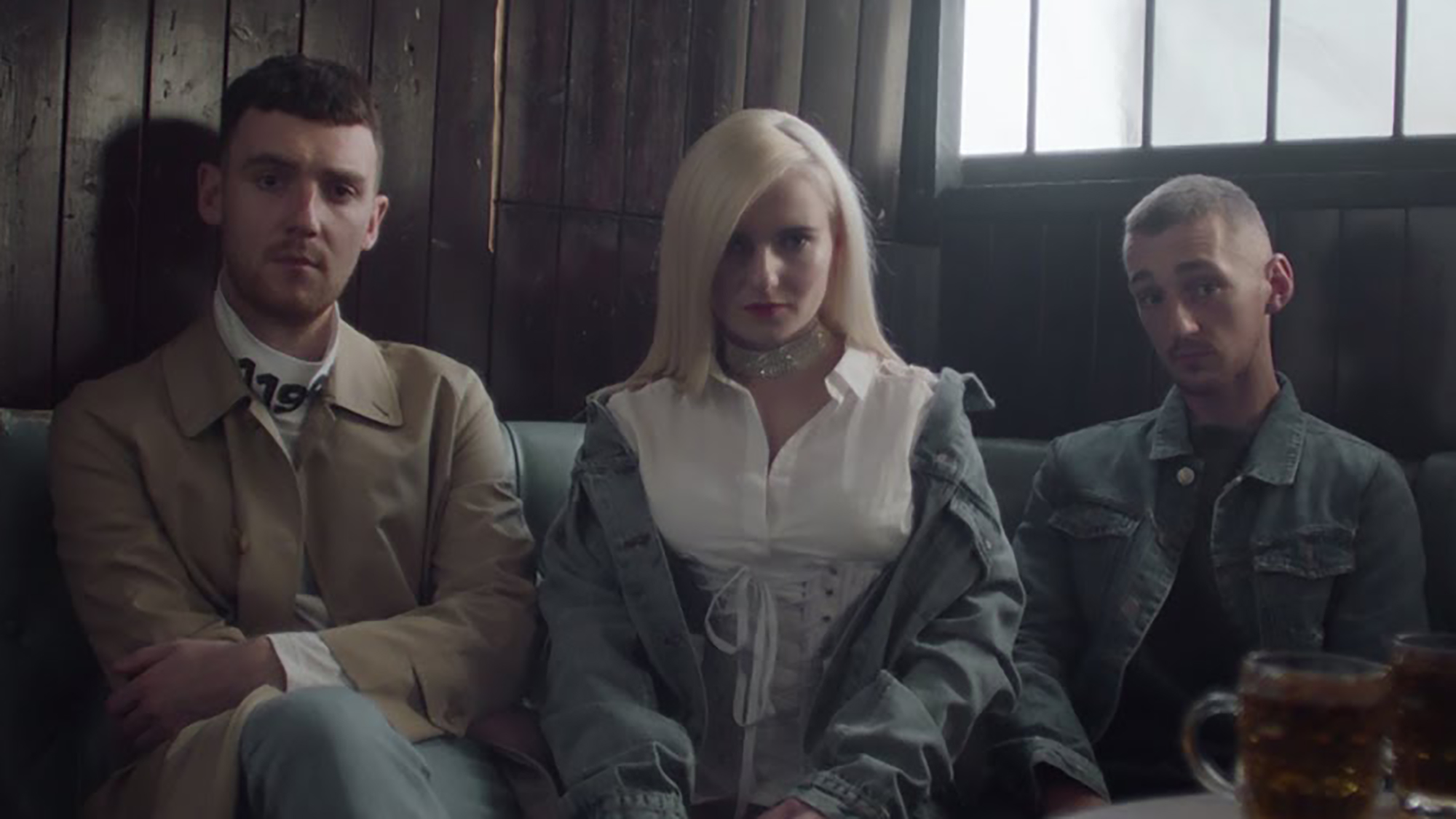 Clean Bandit, Sean Paul and Anne-Marie: Rockabye