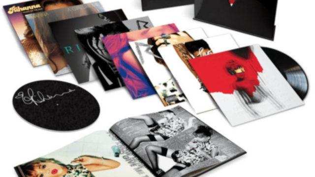 Rihanna: Vinyl Box Set