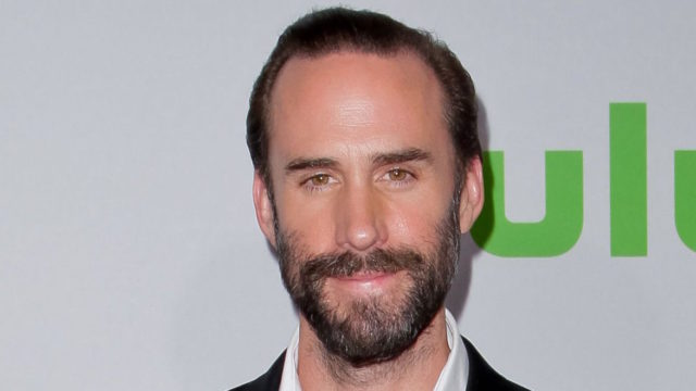 Actor Joseph Fiennes attends Hulu's Winter TCA Tour 2017, at Langham Hotel, in Pasadena, California, on January 7, 2017. / AFP / TIBRINA HOBSON