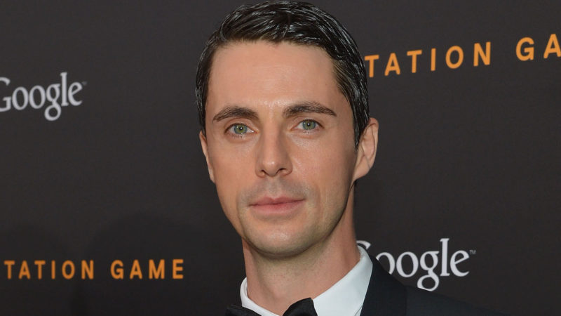 Actor Matthew Goode attends the 'The Imitation Game' New York Premiere at Ziegfeld Theater, hosted by Weinstein Company on on November 17, 2014 in New York City.