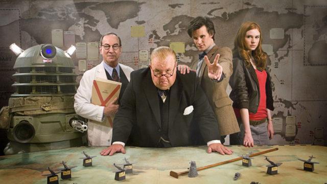 'Victory of the Daleks' (Photo: BBC)
