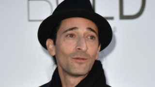 US actor Adrien Brody poses as he arrives for the amfAR's 23rd Cinema Against AIDS Gala on May 19, 2016 at the Hotel du Cap-Eden-Roc in Cap d'Antibes, France.