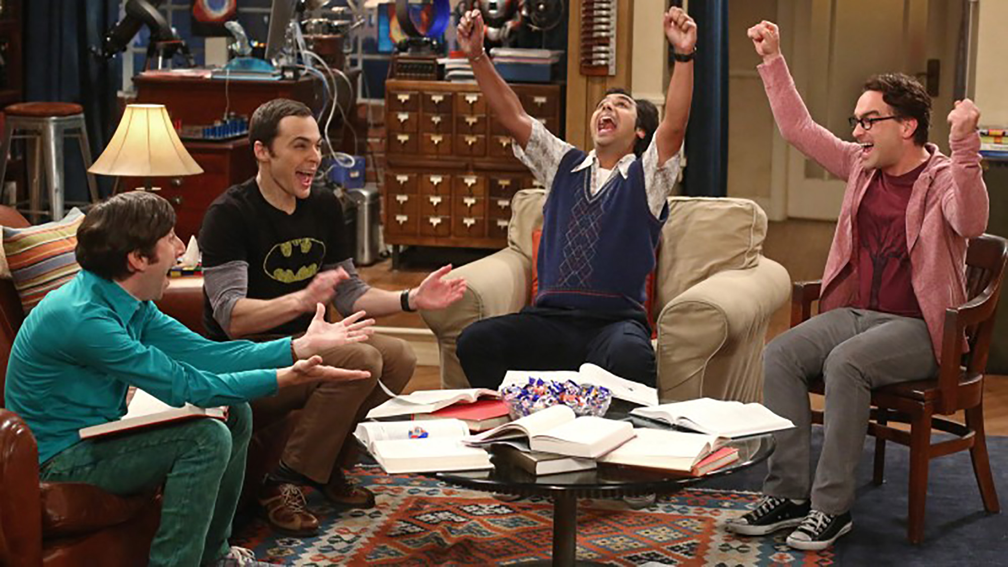 """an analysis of the stereotypes about nerds in the comedy tv show the big bang theory The sitcom theory a genre analysis of """"the big bang theory"""" is an excellent example of the situation comedy genre based on the the show utilizes."""