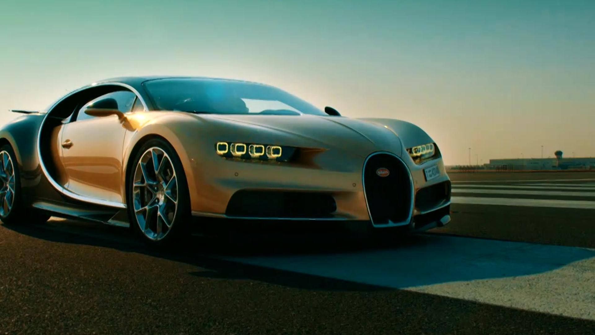 1 500 Horse Powered Bugatti Chiron Top Gear Bbc America