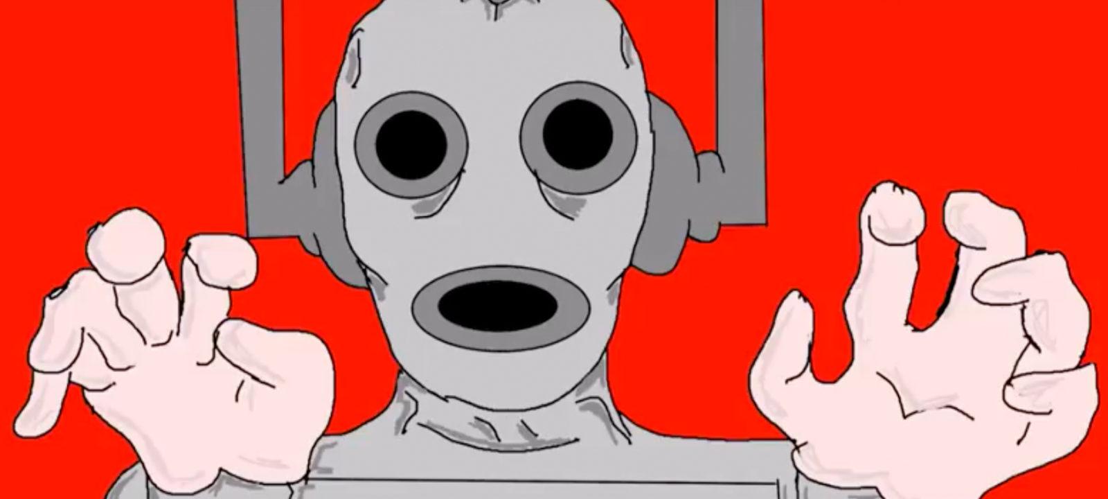 Time Lass Creations's Cyberman (Photo: YouTube)