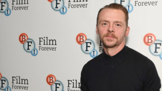 BFI Screen Epiphany With Simon Pegg