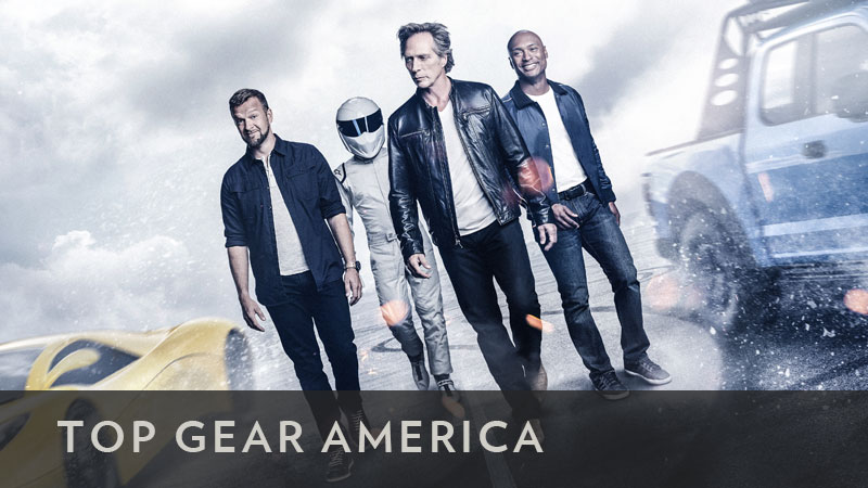 Image of Top Gear America