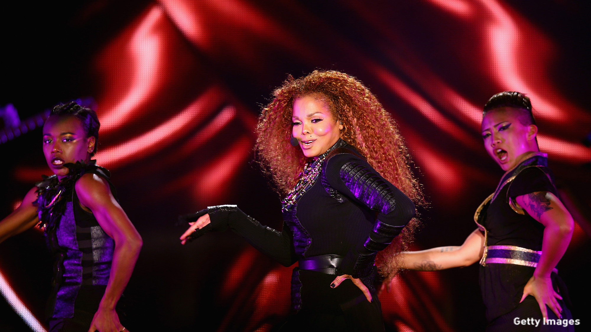 """Janet Jackson's """"State of the World Tour"""