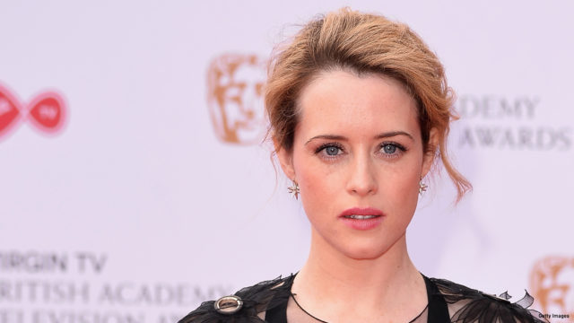Claire Foy attends the Virgin TV BAFTA Television Awards at The Royal Festival Hall on May 14, 2017 in London, England.