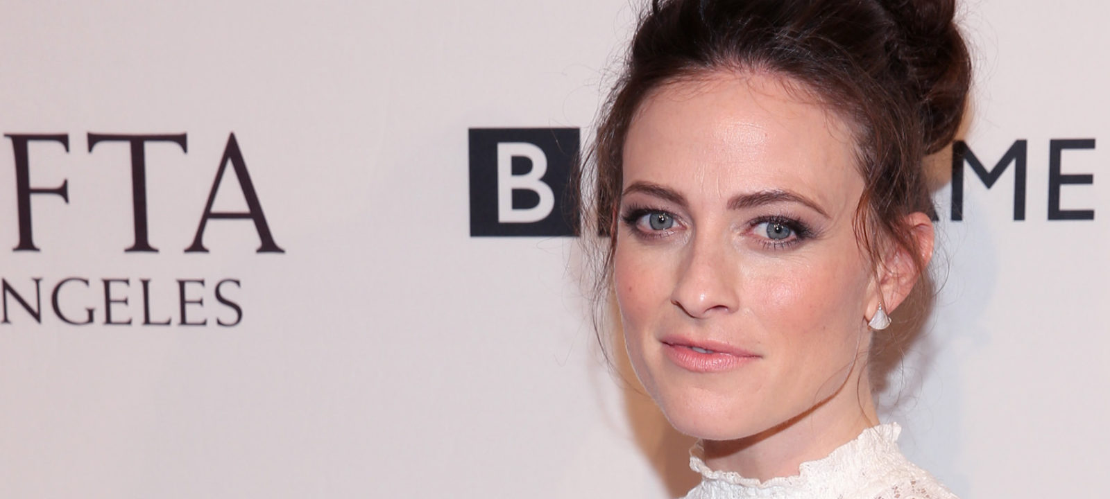 Actress Lara Pulver attends The BAFTA Tea Party at Four Seasons Hotel Los Angeles at Beverly Hills on January 7, 2017 in Los Angeles, California.