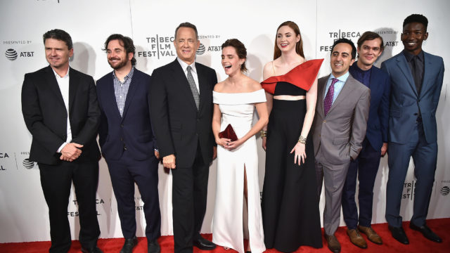 """The Circle"" Premiere – 2017 Tribeca Film Festival"