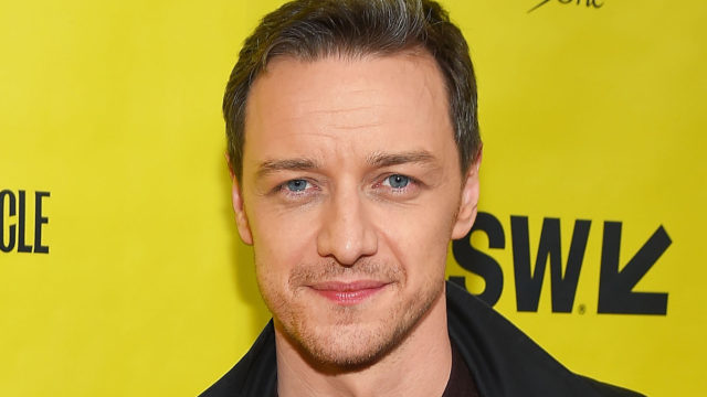 "Actor James McAvoy attends the ""Atomic Blonde"" premiere 2017 SXSW Conference and Festivals on March 12, 2017 in Austin, Texas."