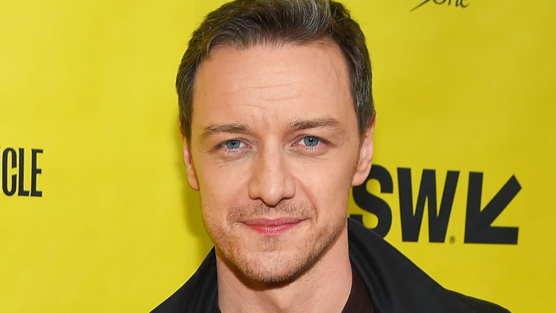 """Actor James McAvoy attends the """"Atomic Blonde"""" premiere 2017 SXSW Conference and Festivals on March 12, 2017 in Austin, Texas."""