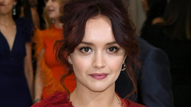"Olivia Cooke attends the ""Rei Kawakubo/Comme des Garcons: Art Of The In-Between"" Costume Institute Gala at Metropolitan Museum of Art on May 1, 2017 in New York City."