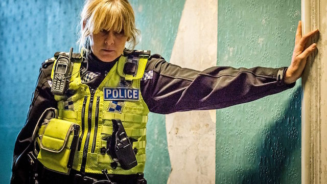 Sarah Lancashire stars in 'Happy Valley'. (Photo: BBC)
